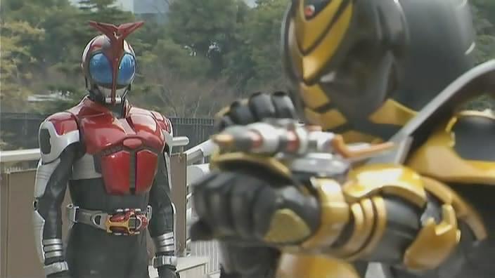 Kamen Rider Kabuto, DVB, DivX, Mp3 Jap, HardSub, Avi - Pagina 2 116
