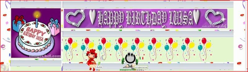 compleanno luisa Cattur10