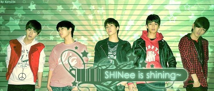 ☆SHINee is shining☆