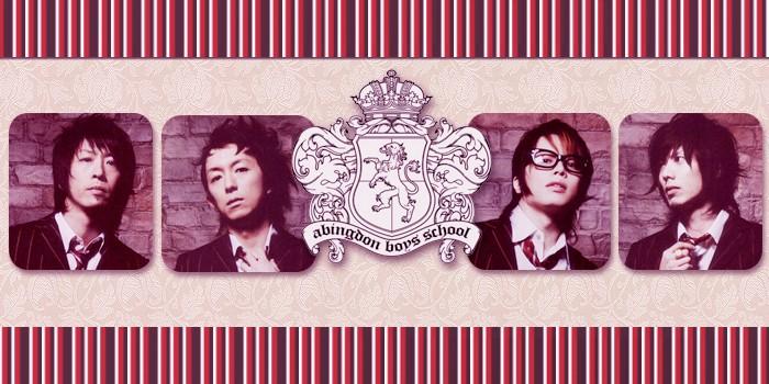 Abingdon Boys School Biografía -PARA SABER UN POCO MAS DE ELLOS \(*W*)/ Banner10