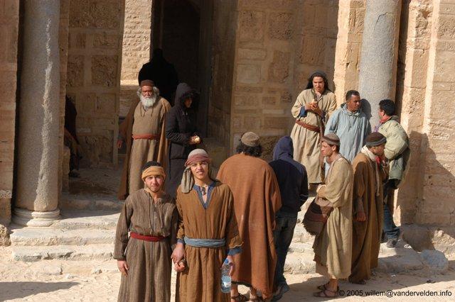 Hollywood El Arab Monast44