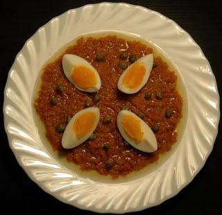 Slatet ommek Houria (purée de carottes à la tunisienne) Ommek-10