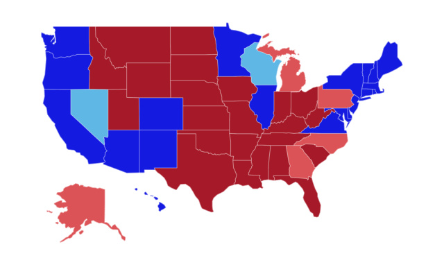 Elections US sous tension Canvas10