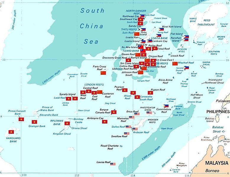 Tensions entre la Chine et les Etats Unis - Page 2 Spratl10