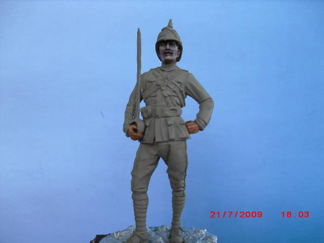 Major anglais 10ème hussard Soudan 1884 Cimg0060