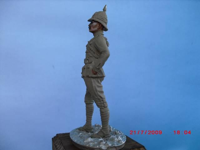 Major anglais 10ème hussard Soudan 1884 Cimg0061