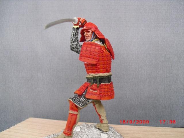 Samourai période Momoyama 1574-1602 Cimg0421
