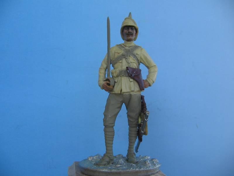 Major anglais 10ème hussard Soudan 1884 Img_1453