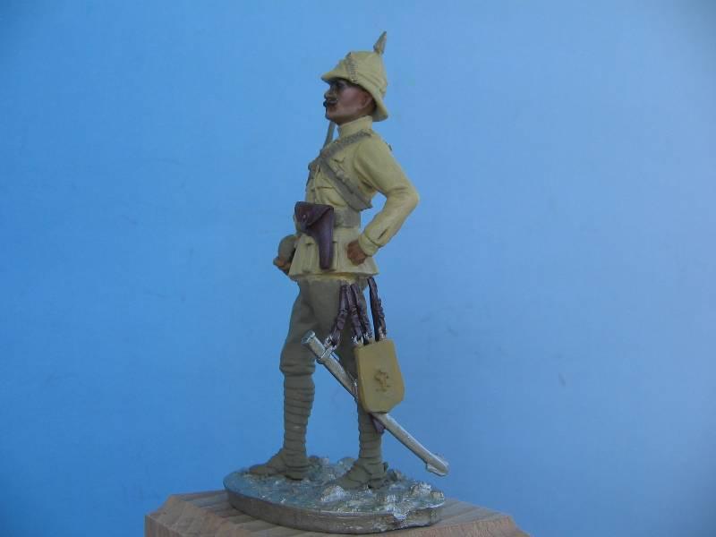 Major anglais 10ème hussard Soudan 1884 Img_1454