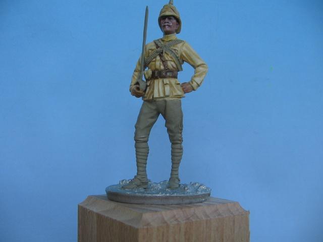 Major anglais 10ème hussard Soudan 1884 Img_1461
