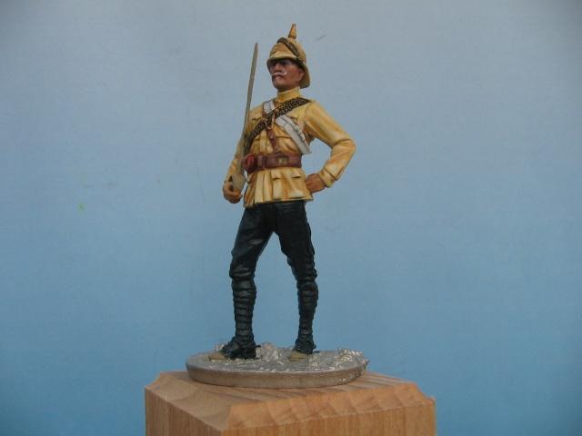 Major anglais 10ème hussard Soudan 1884 Img_1464