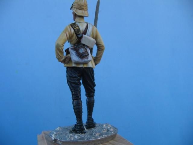 Major anglais 10ème hussard Soudan 1884 Img_1467