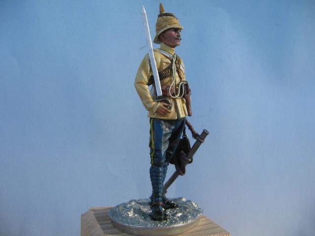 Major anglais 10ème hussard Soudan 1884 Img_1470