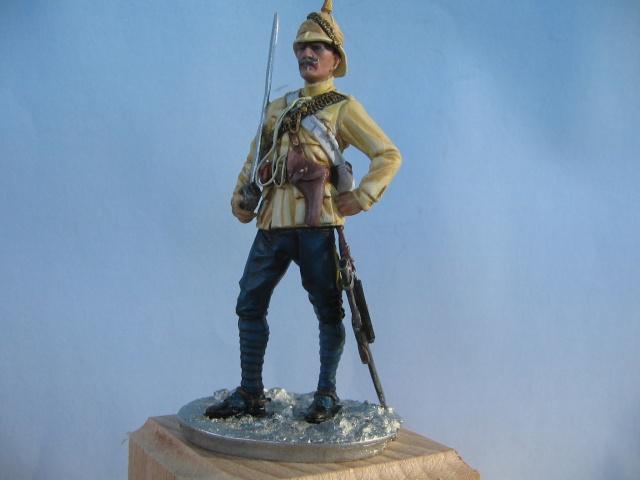 Major anglais 10ème hussard Soudan 1884 Img_1471
