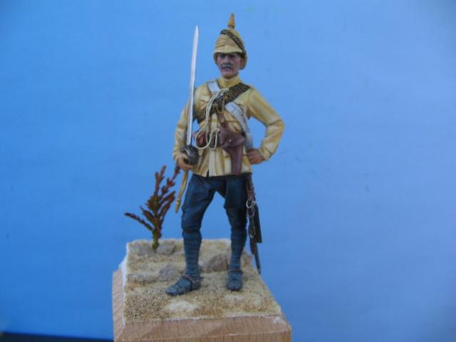 Major anglais 10ème hussard Soudan 1884 Img_1472