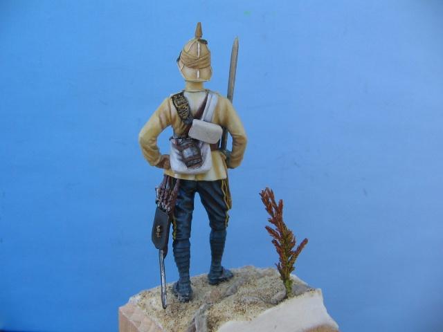 Major anglais 10ème hussard Soudan 1884 Img_1474