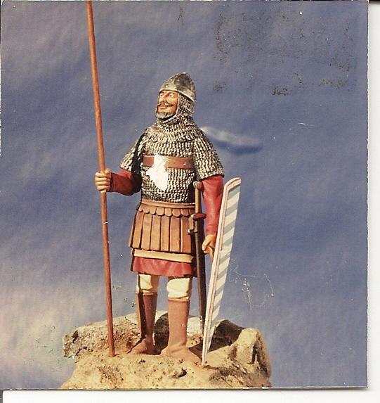 infanterie byzantine ? Numari18