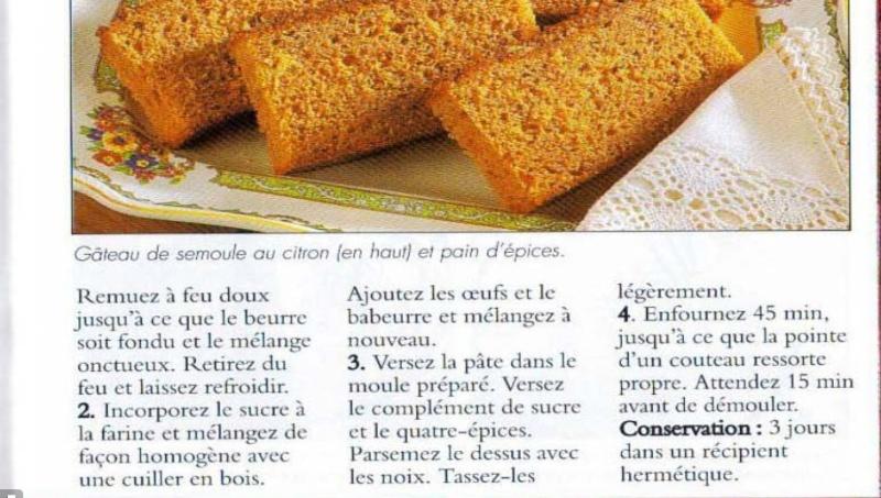 pain d'épices Gateau15
