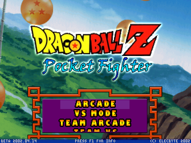 Dragon Ball Z Pocket Fighter Mugen226
