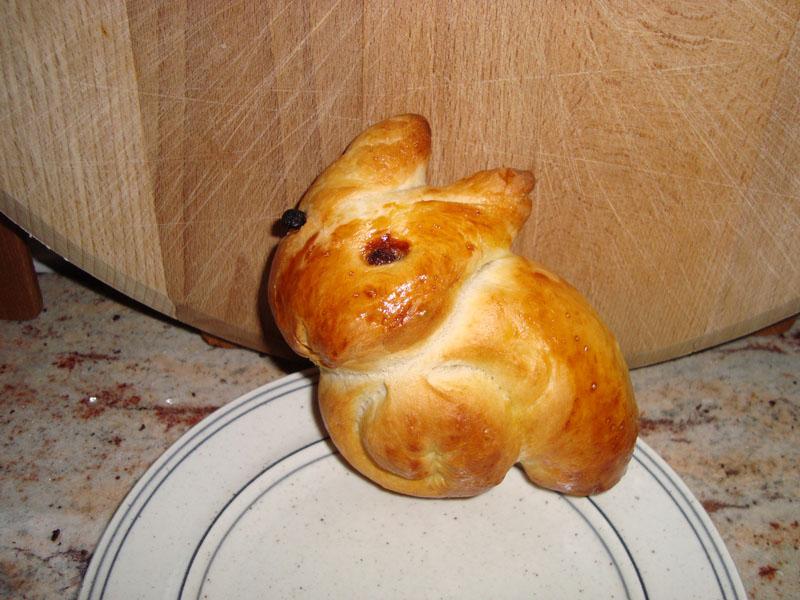 """Petits pains """"lapins de Pâques"""" concours du 31 mars au 19 avril Dsc00218"""
