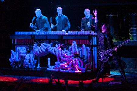 Sugizo & Blue Man Group Entert10