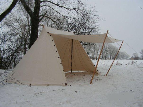 варианты шатров (тоже на наш период)))) 10110
