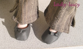 ballerines en simili cuir  --Enfin le tuto-- S7301418