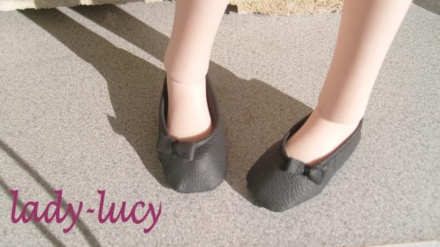 ballerines en simili cuir  --Enfin le tuto-- S7301419