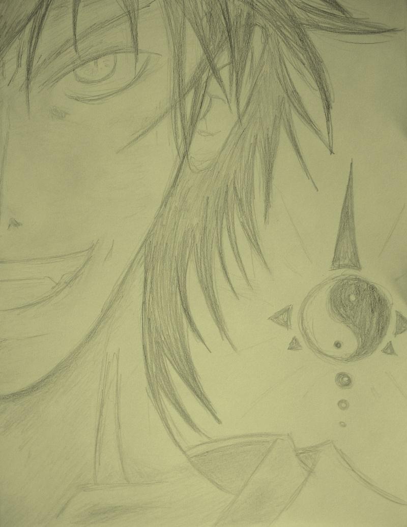 mon début dans le monde du dessin... Kyo_re10