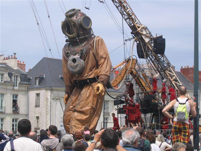 Le retour de la Petite Géante à Nantes Photos11