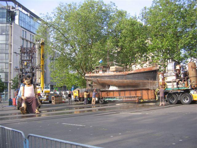 Le retour de la Petite Géante à Nantes Photos12
