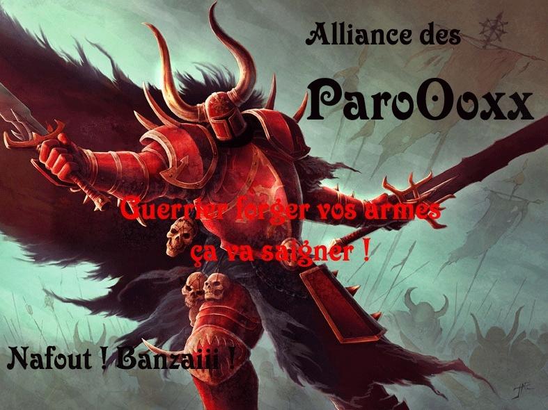 Alliance ParoOoxx Speed 6