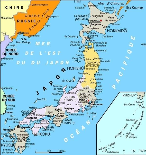 Le Japon [Carte] Japon-10
