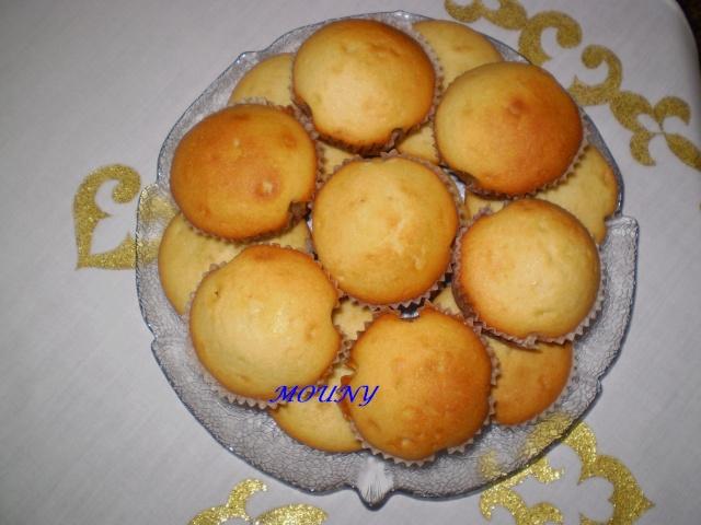 Madeleines espagnoles (magdalenas) Pa270110