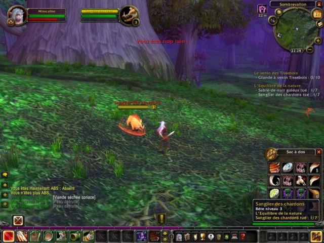 World of Warcraft Sangli10