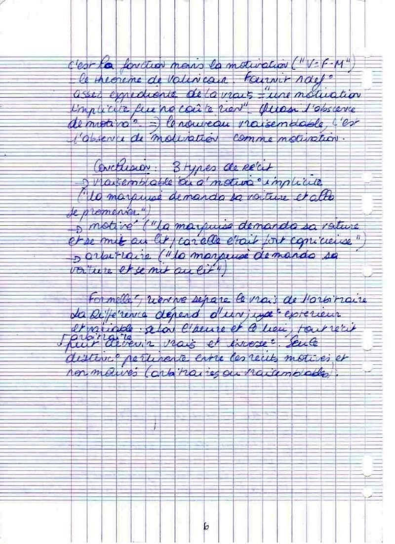 Vraisemblance et motivation - Genette, Figures II (by marie) Img10910