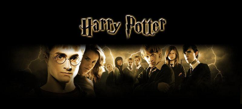 Хари Потър магията