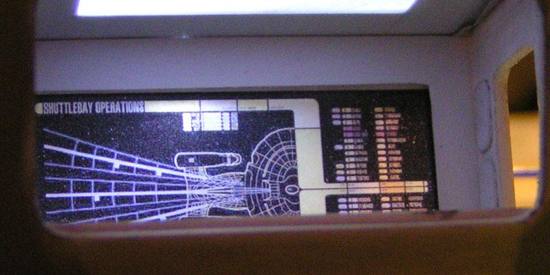 Shuttlebay 02 - USS Enterprise 1701 D - TNG Cabine19