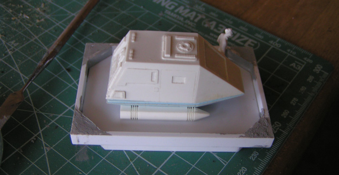 Shuttlebay 02 - USS Enterprise 1701 D - TNG Elevat11