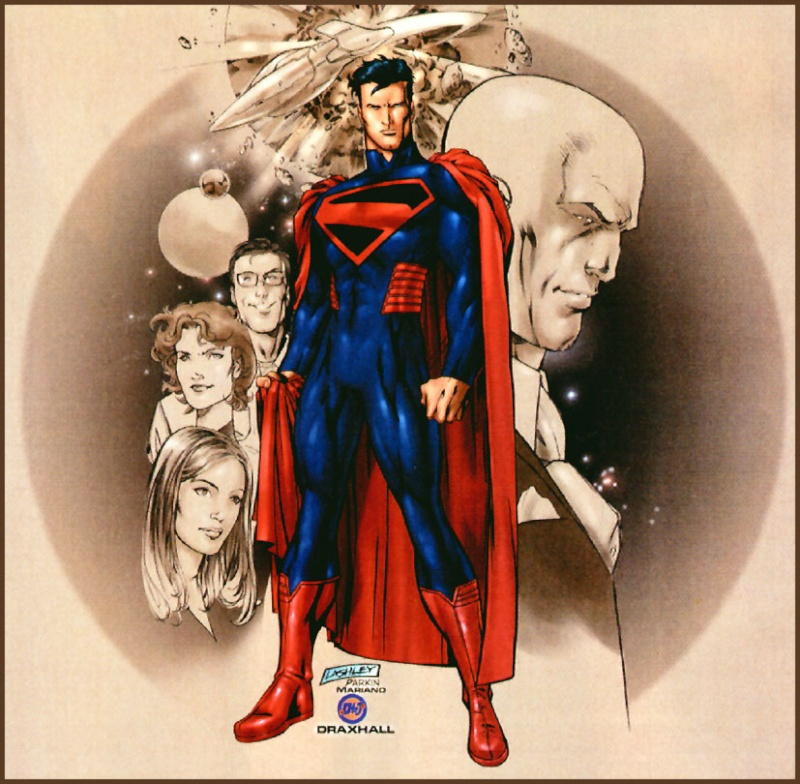 Que traje alternativo de superman es el mas bello?? Superm10