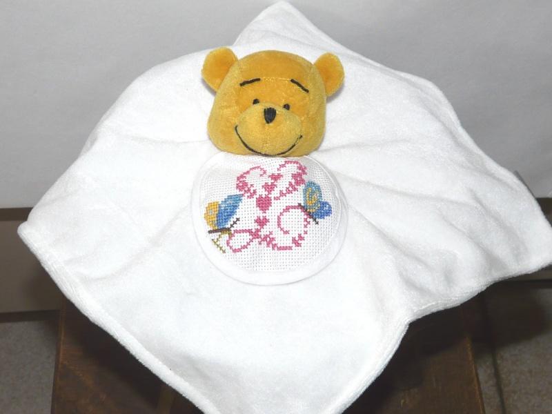 Doudou pour bébé Lily G110