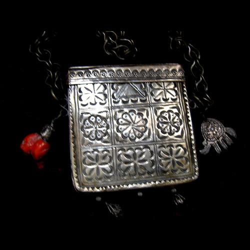 Bijoux Amazigh Talismaniques 1113