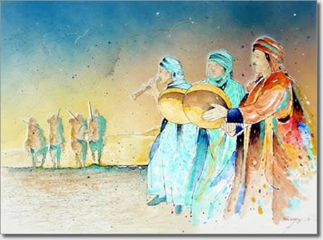 FARID BENYAA .... LA FANTASIA EN ALGERIE 13j_el10