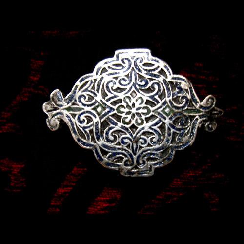 Bijoux Amazigh - Boucles de ceintures 2611
