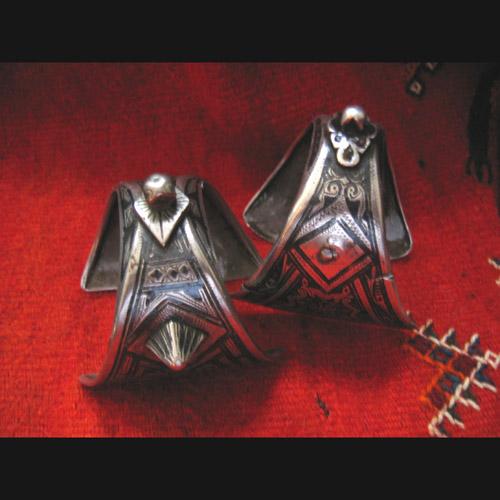 Bijoux Amazigh - Bracelets et Chevillères 3012