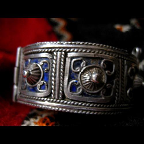Bijoux Amazigh - Bracelets et Chevillères 3112