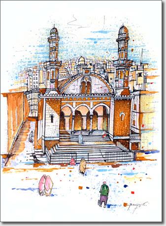 FARID BENYAA .... PAYSAGES ET MONUMENTS D'ALGERIE 4ab_dj10