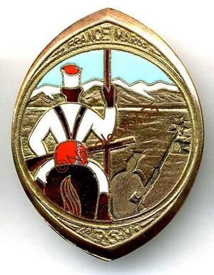 ..Quelques insignes marocains 4ame_r11