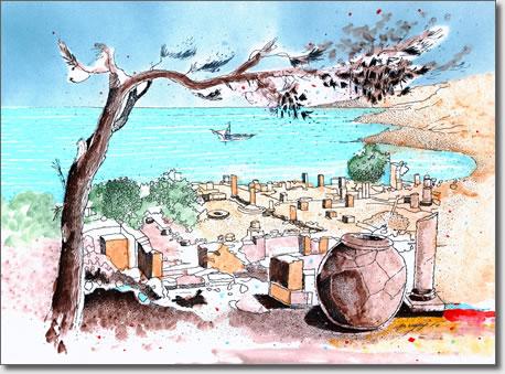 FARID BENYAA .... PAYSAGES ET MONUMENTS D'ALGERIE 4b_tip10