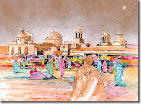 FARID BENYAA .... PAYSAGES ET MONUMENTS D'ALGERIE 4h_el-10
